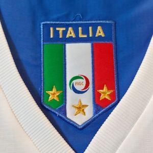 Puma Shirts - ITALY 2006 World Cup Away Fan Jersey